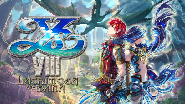 Ys VIII: Lacrimosa of Dana Launch Trailer