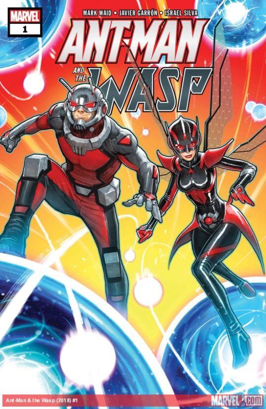 Homem-Formiga e Vespa #1 (2018)