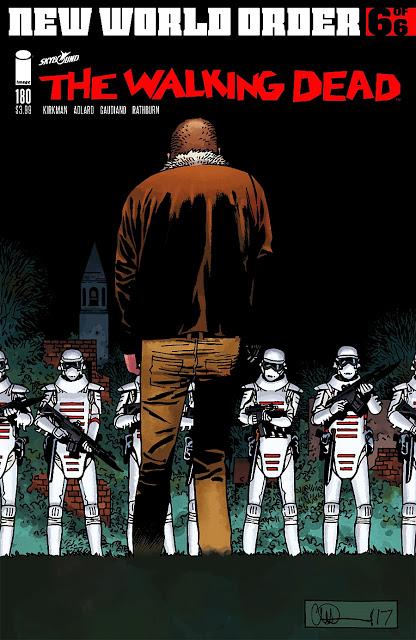 The Walking Dead #180 (2018)