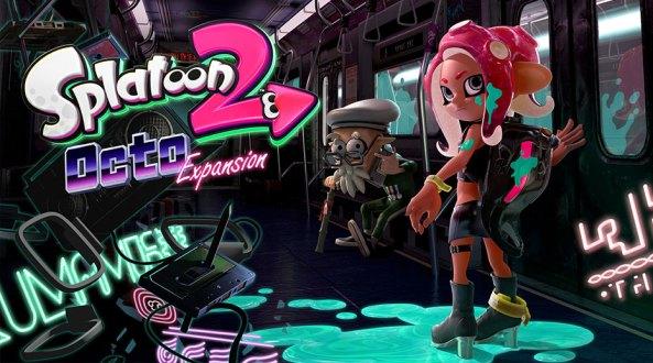 Splatoon 2 - Octo Expansion