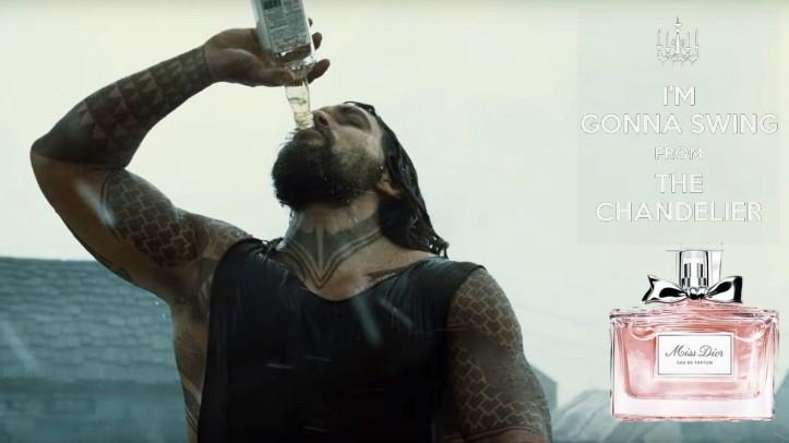 Aquaman Miss Dior (2018) - Real Trailer