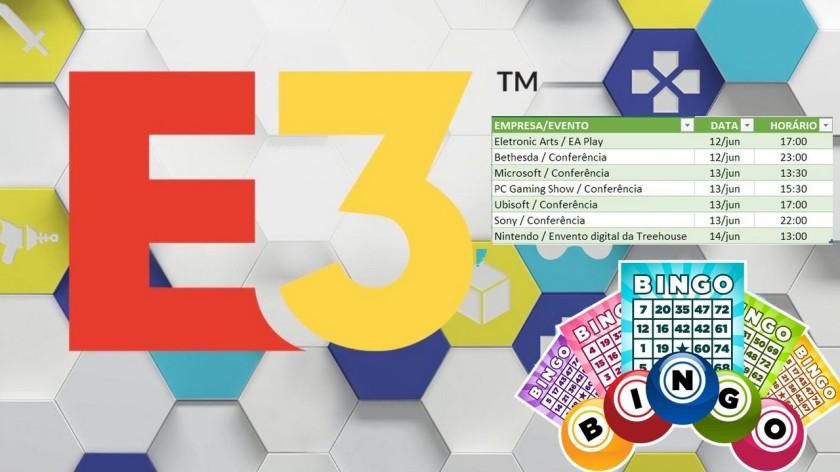 BingoNada da E3 2018