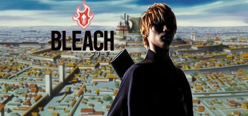 Bleach - Arco da Soul Society pode ganhar filme live action