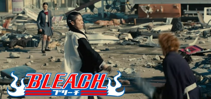 Bleach Live Action - Três Novos Trailers do Filme
