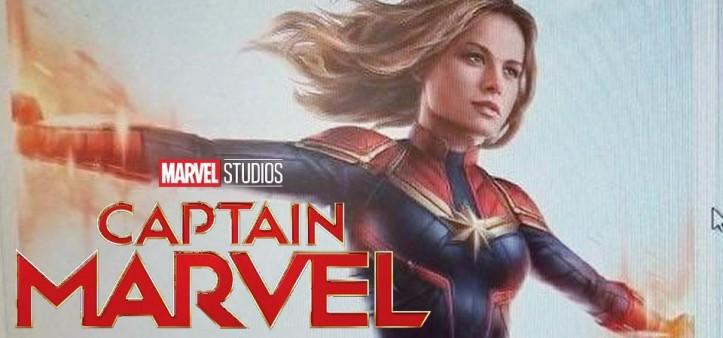 Captain Marvel - Vazam diversas artes conceituais do filme