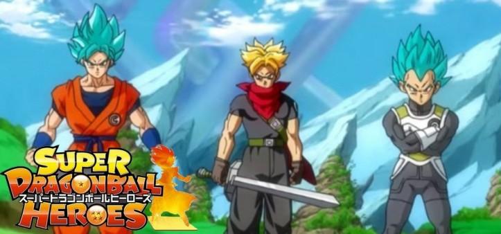 Super Dragon Ball Heroes - Sinopse do Episódio 1
