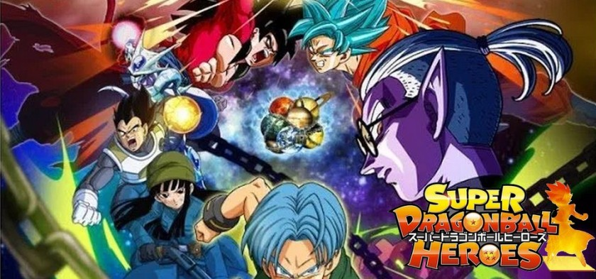Super Dragon Ball Heroes - Trailer Official