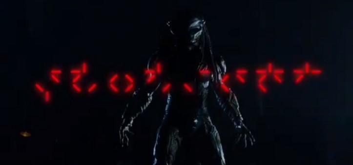 The Predator - Teaser do Trailer de Amanhã