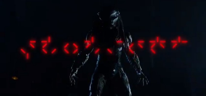 The Predator - Teaser do Trailer de Amanhã
