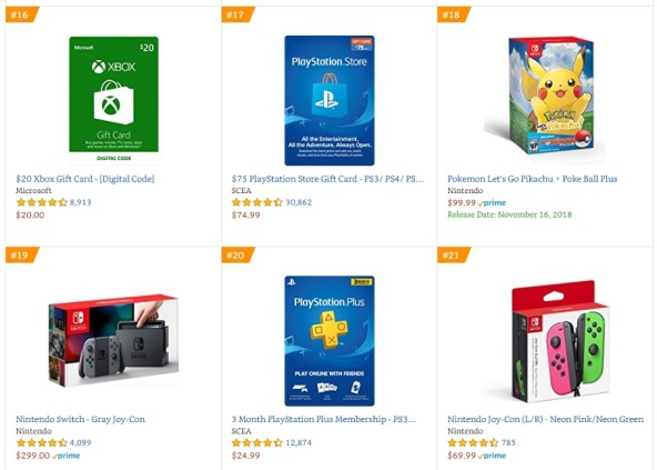 Top 8 Amazon - Pokemon Let´s Go Pikachu+Poke Ball Plus