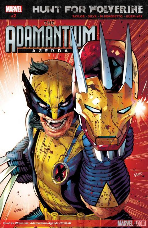 Caçada pelo Wolverine - Programa Adamantium #2 (2018)
