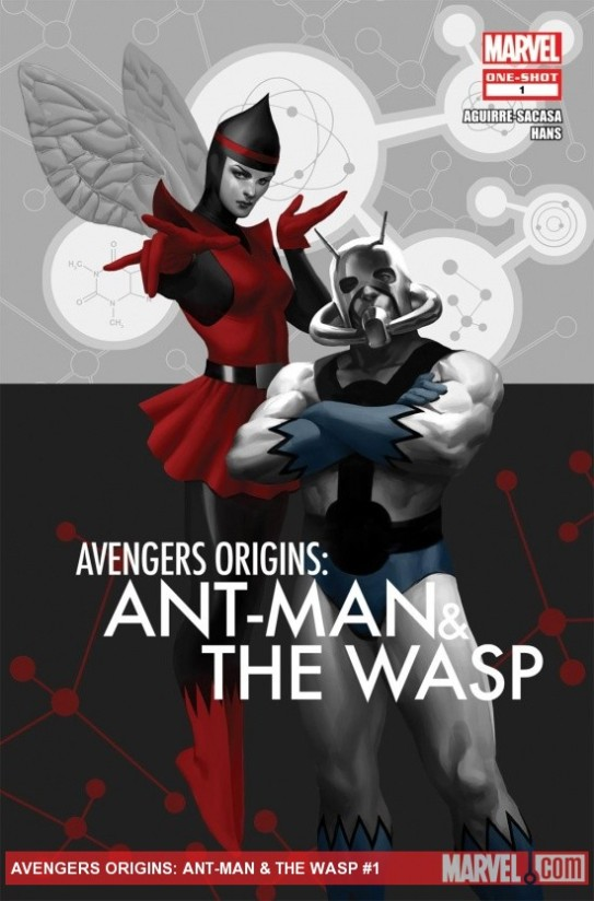 Vingadores Origens: Homem-Formiga e Vespa