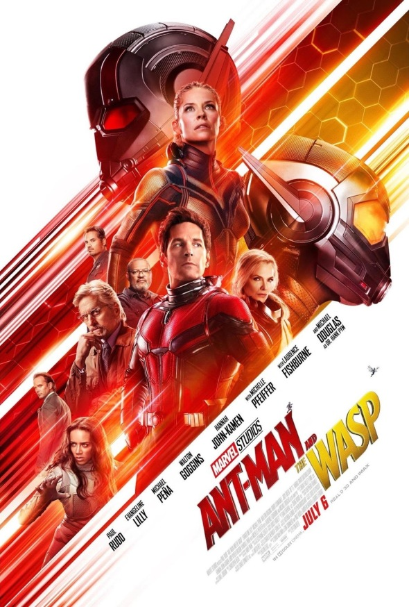 Ant-Man and Wasp Poster