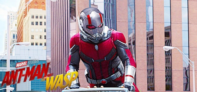Ant-Man and Wasp - Giant-Man Chase Scene Clip