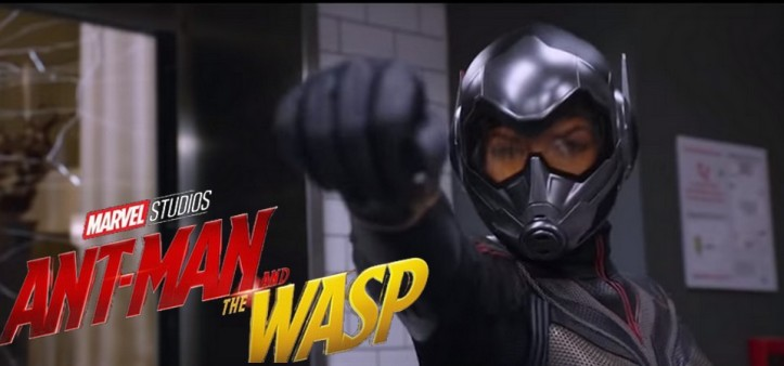 Ant-Man and Wasp - Wasp Fight Clip