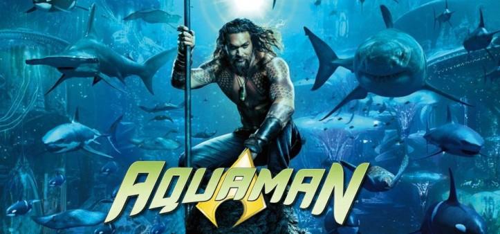 Aquaman - Poster Oficial é Liberado