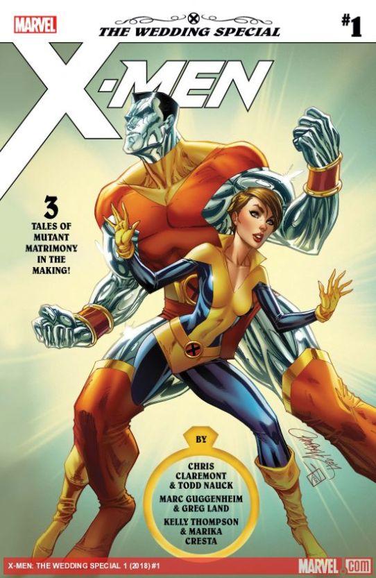 X-Men - O Especial do Casamento (2018)