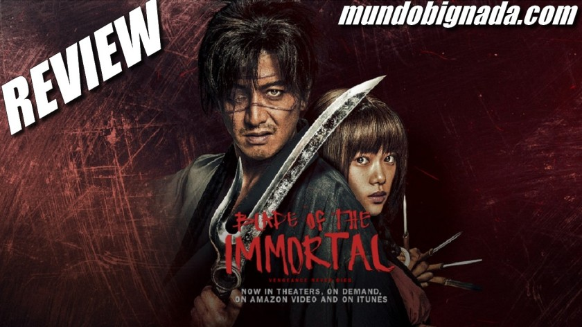 Blade of the Immortal - Live Action - BIGNADA REVIEW