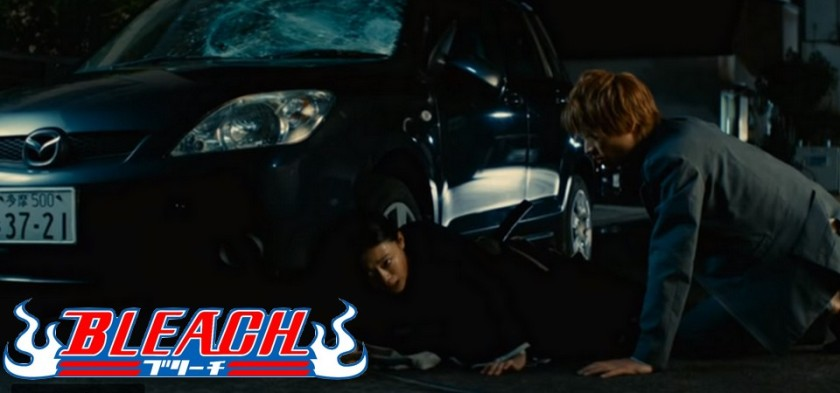 Bleach Live Action - Assista 2 minutos do filme
