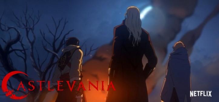 Castlevania - Season 2 do Anime ganha data de lançamento na Netflix