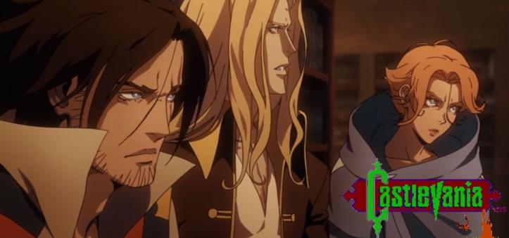 Castlevania - Trailer Oficial da Season 2