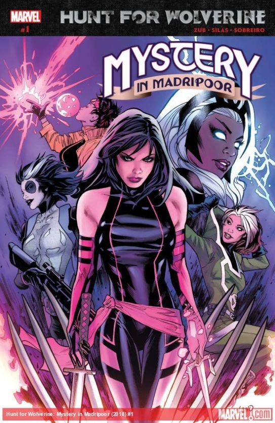 Caçada ao Wolverine - Mistério em Madripoor #1 (2018)