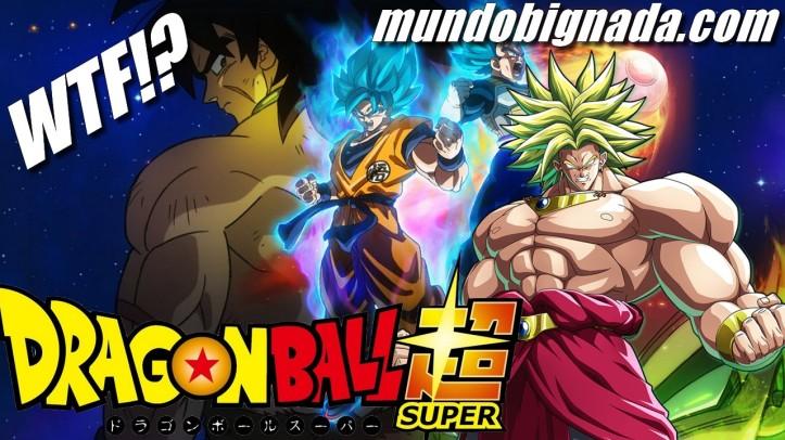 Dragon Ball Super - Broly é o nome do filme! BIGNADA NEWS