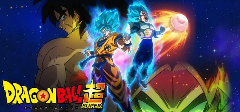 Dragon Ball Super - Broly é o título oficial do filme