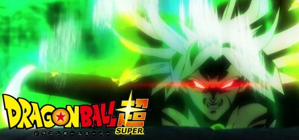 Dragon Ball Super - Broly - Official Trailer