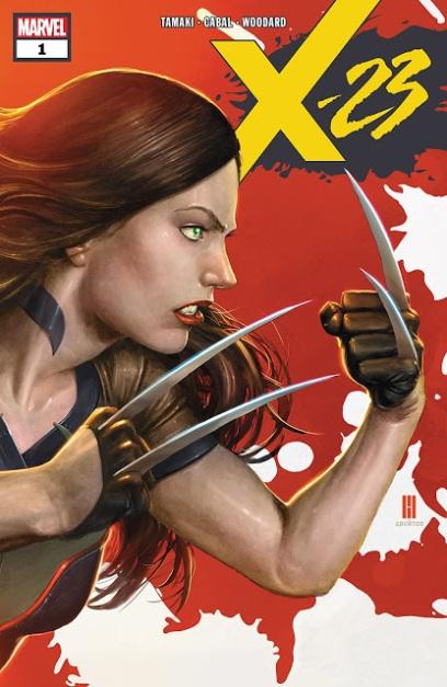 X-23 #1 (2018)