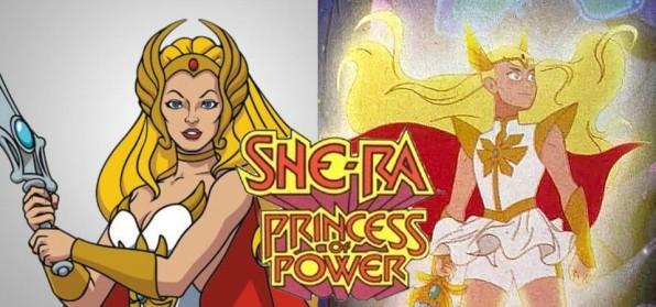 First Look do reboot da She-Ra pela Netflix