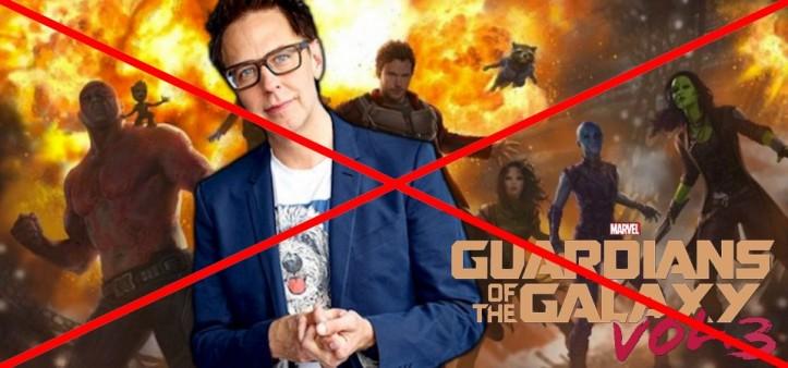 James Gunn é demitido da Marvel Disney