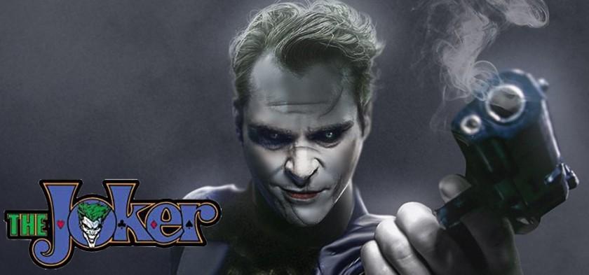 Joaquin Phoenix será o Coringa em filme solo do vilão