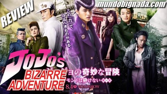 Jojo´s Bizarre Adventure - Diamond is Unbreakable - Chapter 1 - BIGNADA REVIEW