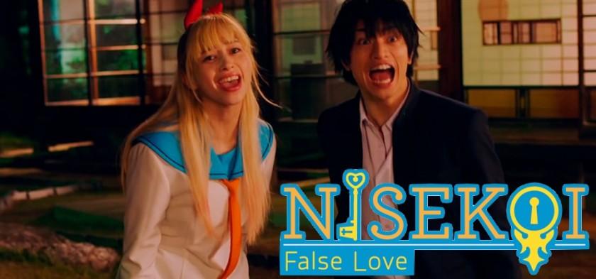 Nisekoi - Trailer do Filme Live Action
