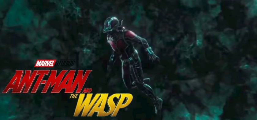 Quantum Realm and the After Credits Scenes of Ant-Man and Wasp