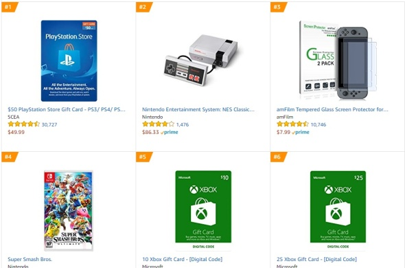 Top 1 Amazon - Super Smash Bros Ultimate e Nes Classic Mini