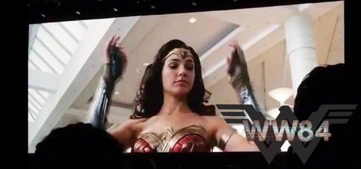 Wonder Woman 1984 - Vaza o Trailer Exclusivo da SDCC 2018