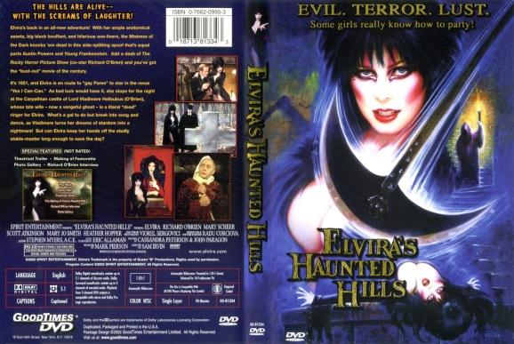 As Loucas Aventuras de Elvira (2001)