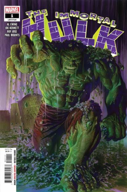 Imortal Hulk #1 (2018)