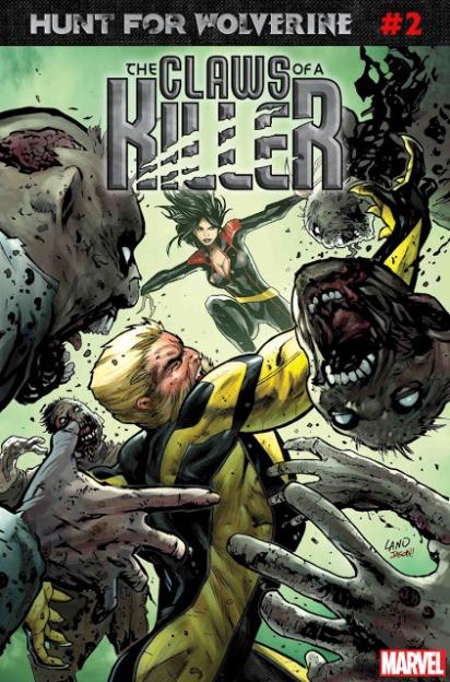 Caçada pelo Wolverine: As Garras de um Assassino #2 (2018)