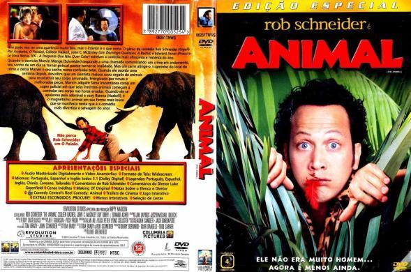 Animal Rob Schneider