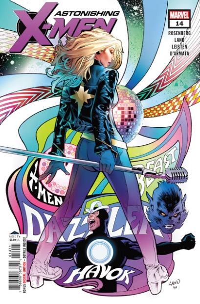 Astonishing X-Men #14 (2014)