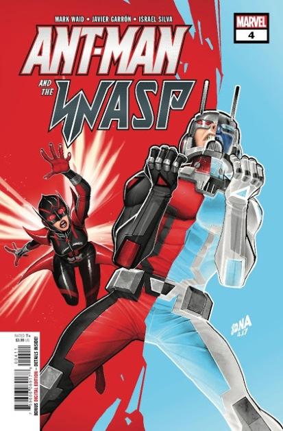 Homem-Formiga e Vespa #4 (2018)