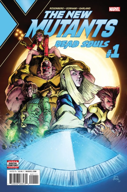 The New Mutants: Dead Souls #1 (2018)
