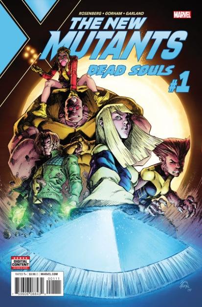 The New Mutants: Dead Souls #1 (2018)