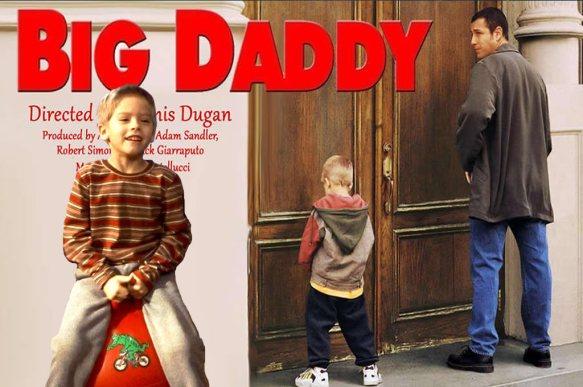 O Paizão (Big Daddy) de Adam Sandler