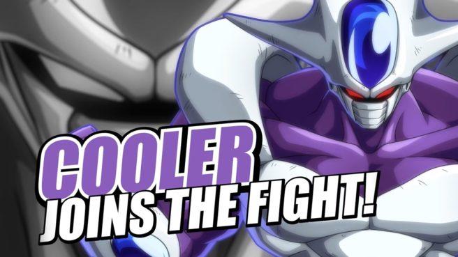 Cooler em Dragon Ball FighterZ