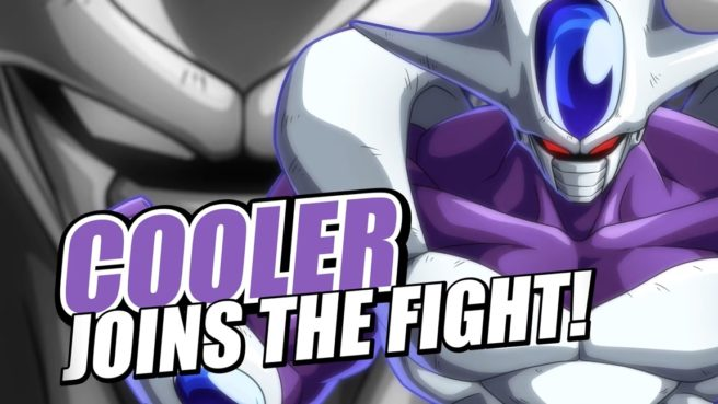 Cooler em Dragon Ball FighterZ