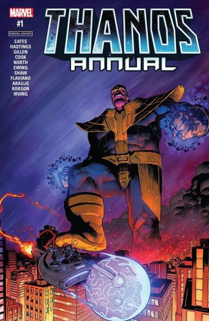 Thanos Anual #1 (2018)
